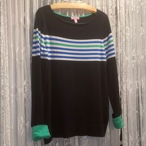Lilly Pulitzer sweater XL